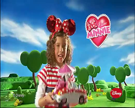 Amazon.es: I love Minnie - I Love Minnie Coche Picnic (Famosa) 700008714: Juguetes y juegos