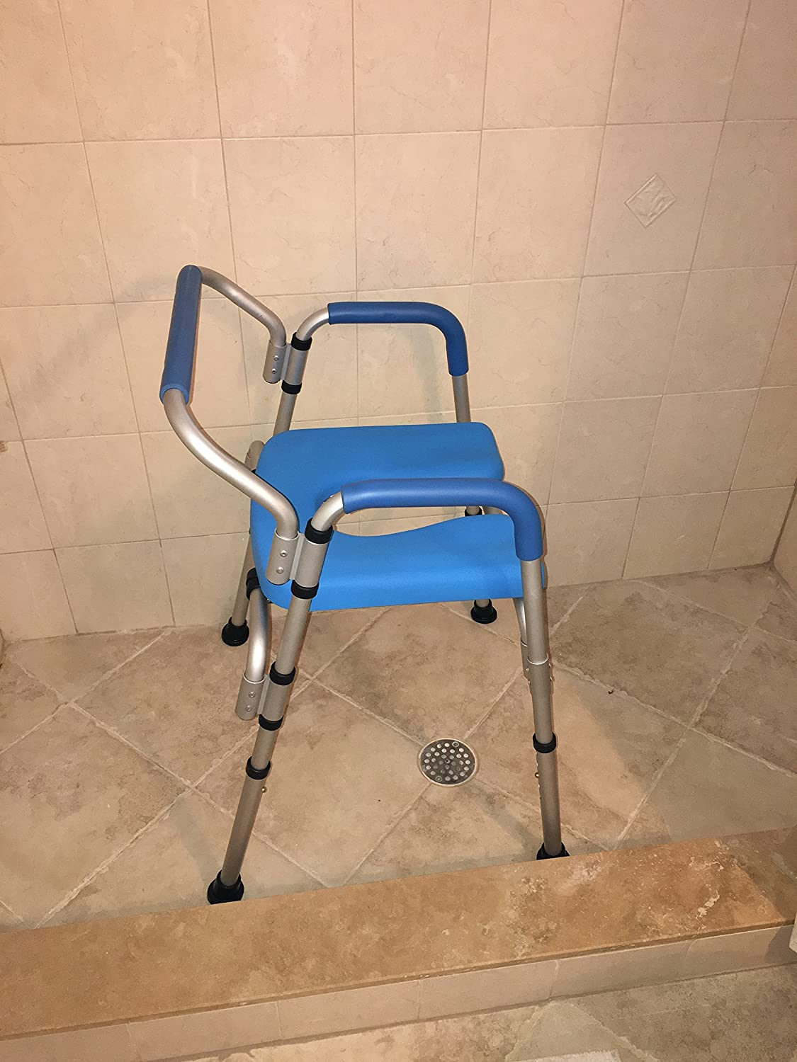 Amazon.com: Commode Chair/Shower Chair, Versatile(tm) 3-in-1 ...