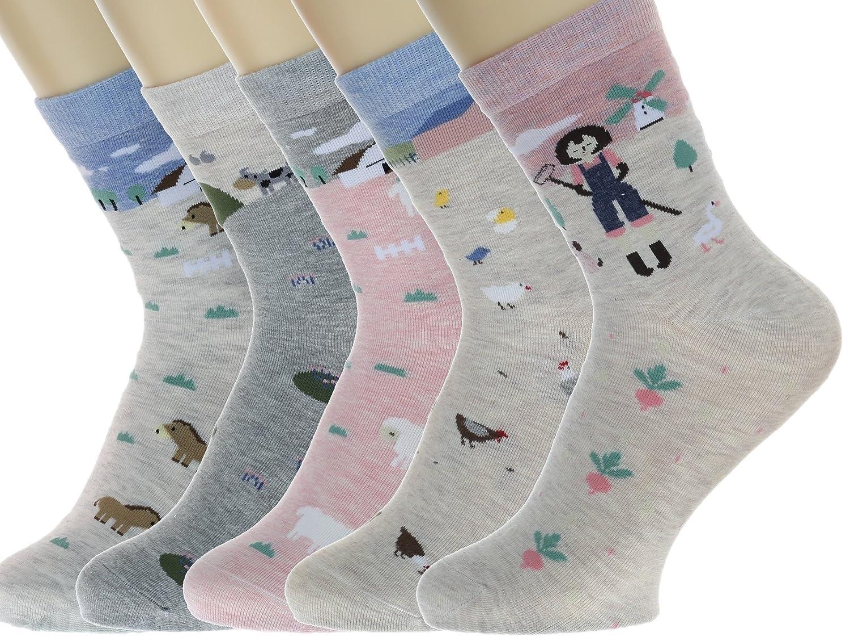 Calcetines de algodón Wacky Calcetines coloreados del tobillo de la historia del regalo de Navidad coloreado |Calcetines Trendy My Story (calcetines de ...