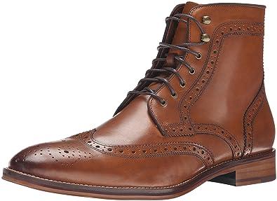 d0bfaa7f08c Johnston & Murphy Men's Conard Wing Tip Chelsea Boot