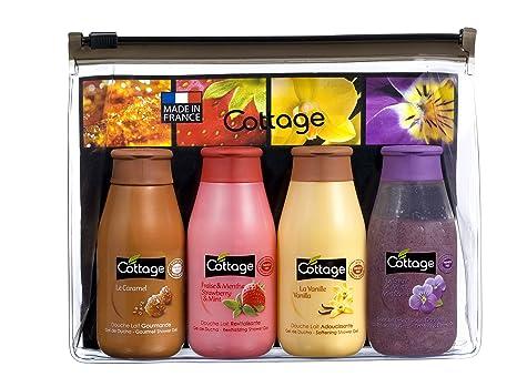 Cottage Trousse Voyage Mini Cottage 4 X 50 Ml Lot De 4 Amazon Fr
