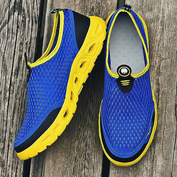 Rose ChayChax Chaussures Aquatique Enfant Séchage Rapide Sandales ...