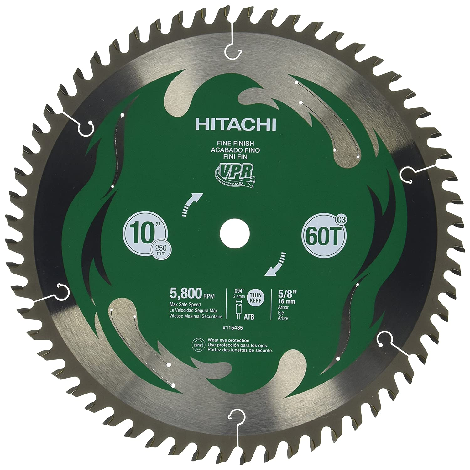 Hitachi Miter Saw Blade