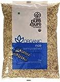 Pure & Sure Organic Semi Polished Rice, 1kg