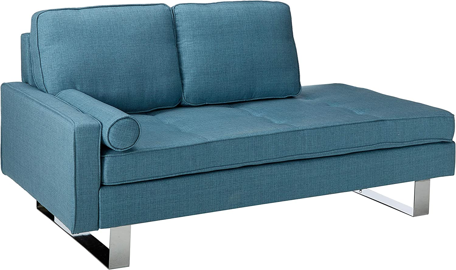 - Amazon.com: Christopher Knight Home Phelps Modern Fabric Chaise