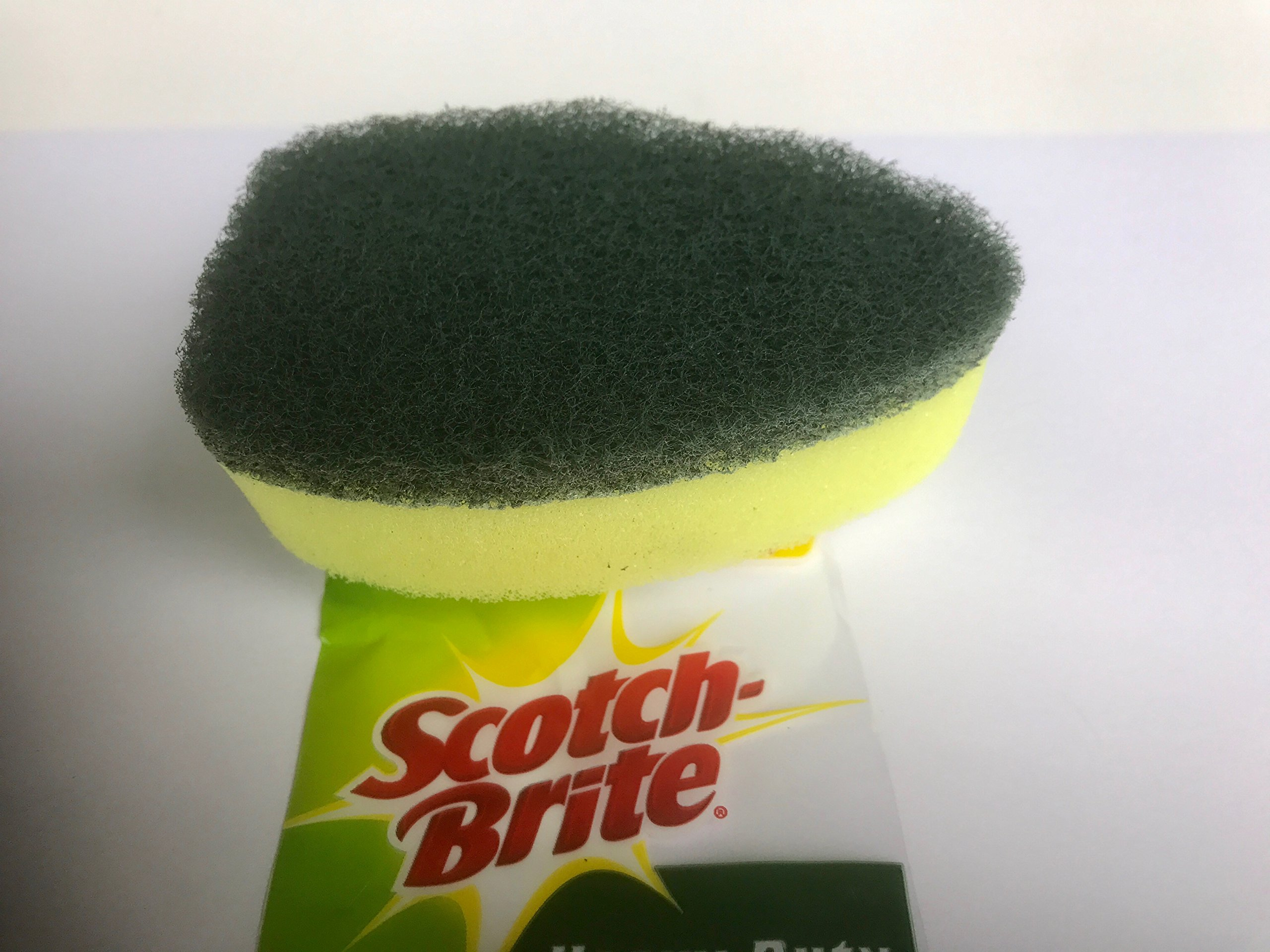 Ocelo Scotch-Brite Wand Bundle - sponge head scrub side