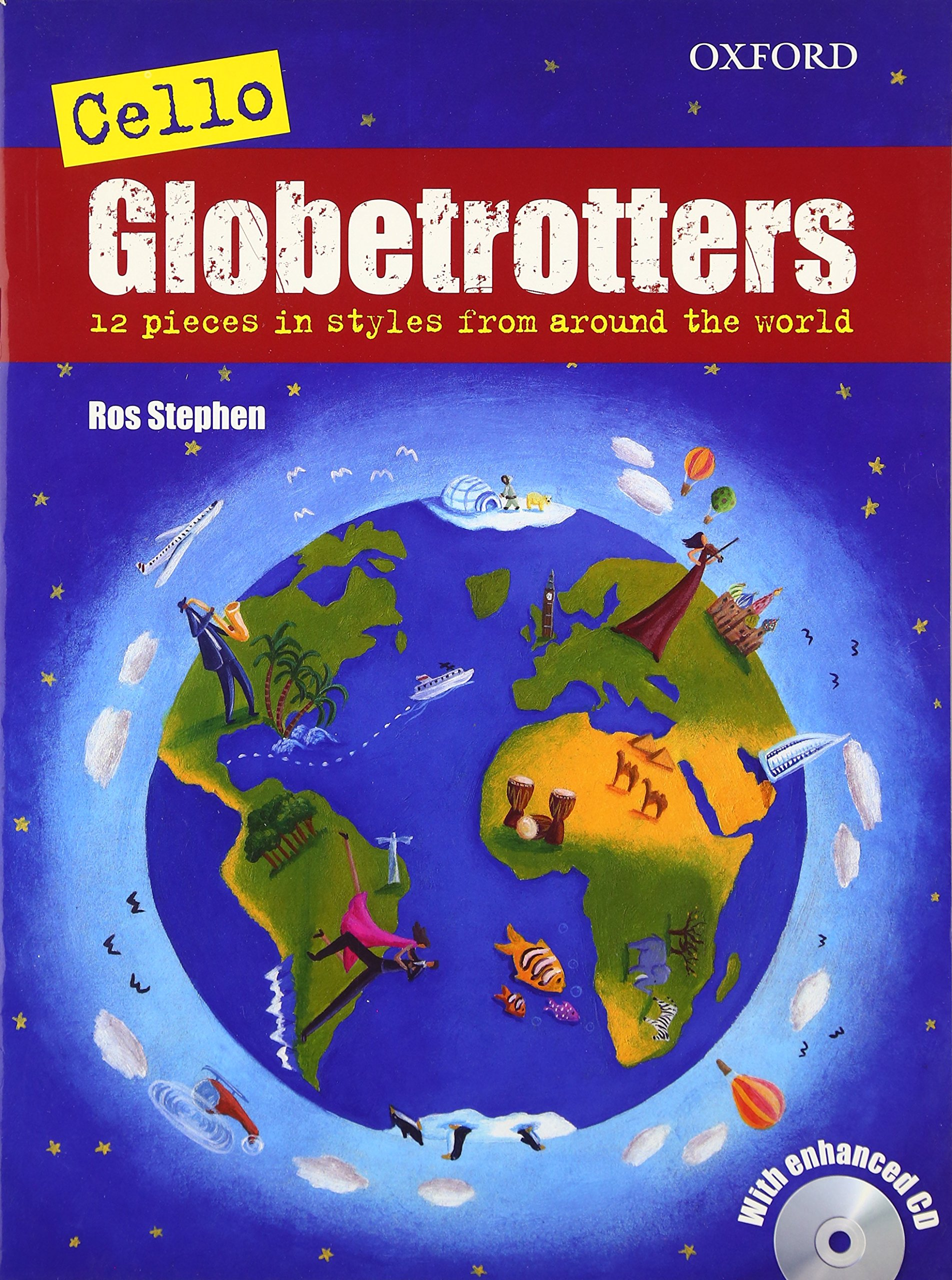 Download Cello Globetrotters + CD (Globetrotters for strings) pdf epub