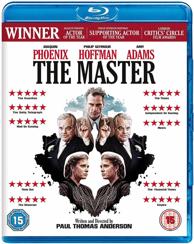 The Master [Blu-ray] [Reino Unido]