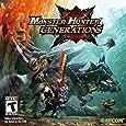 Nintendo 3DS - Monster Hunter Generations- Standard Edition