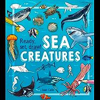 Ready, Set, Draw! Sea Creatures