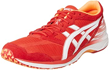 Amazon.com: Asics Tartherzeal 5 [TJR288-2301] Running Red/White ...