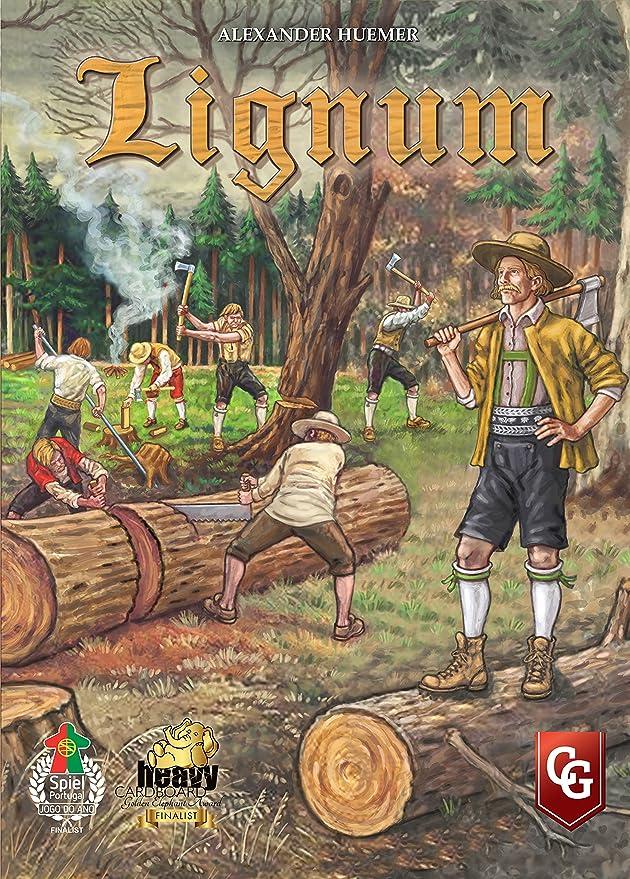 Amazon.com: Capstone Juegos lignum Juego: Toys & Games