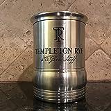 Templeton Rye Brushed Aluminium Cup