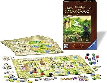 Ravensburger 26914 Alea - Juego de Mesa Los Castillos de Borgoña: Amazon.es: Juguetes y juegos