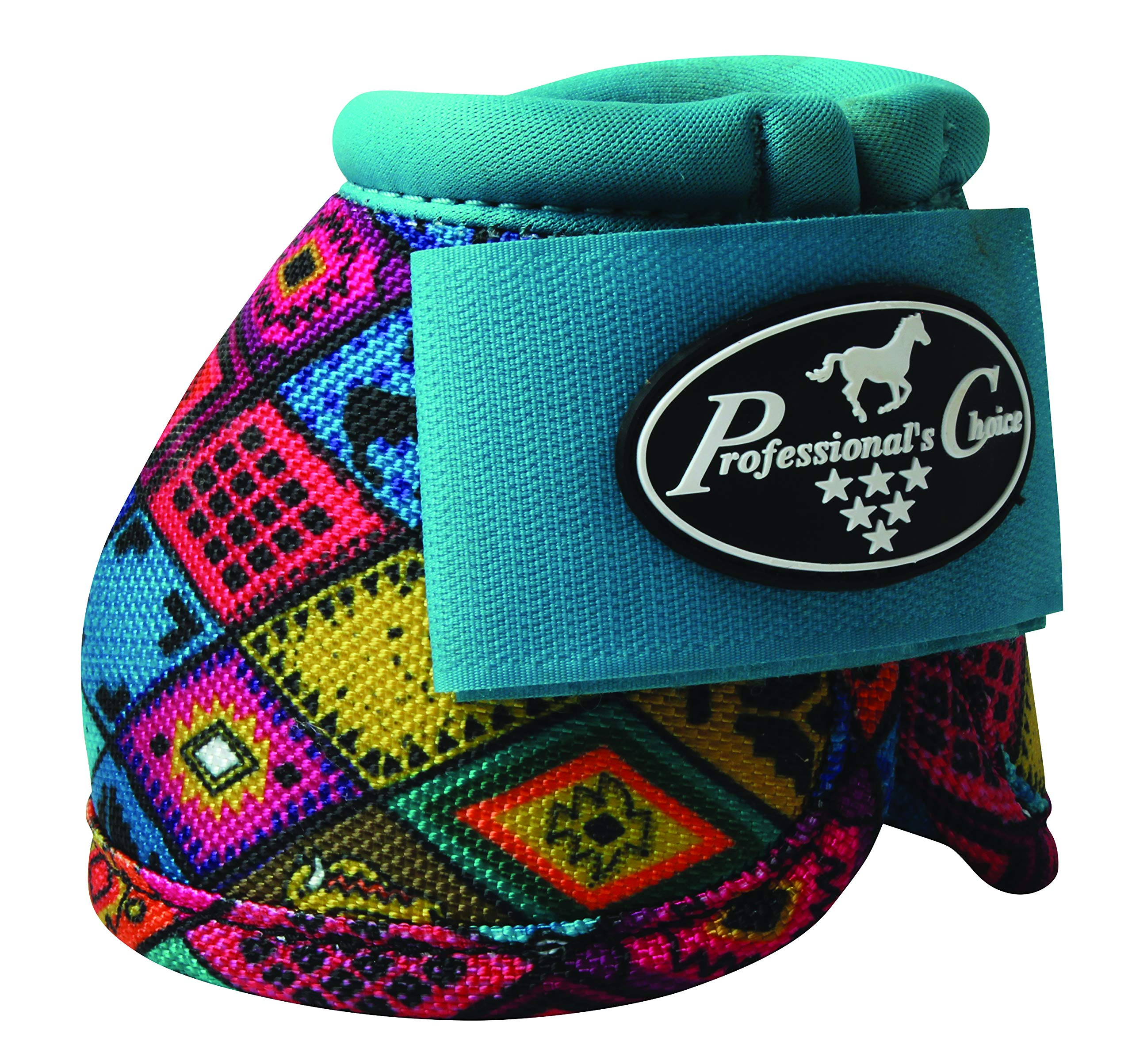 Professional's Choice Horse Equine Overreach Ballistic Bell Boots Ranchero (Medium)