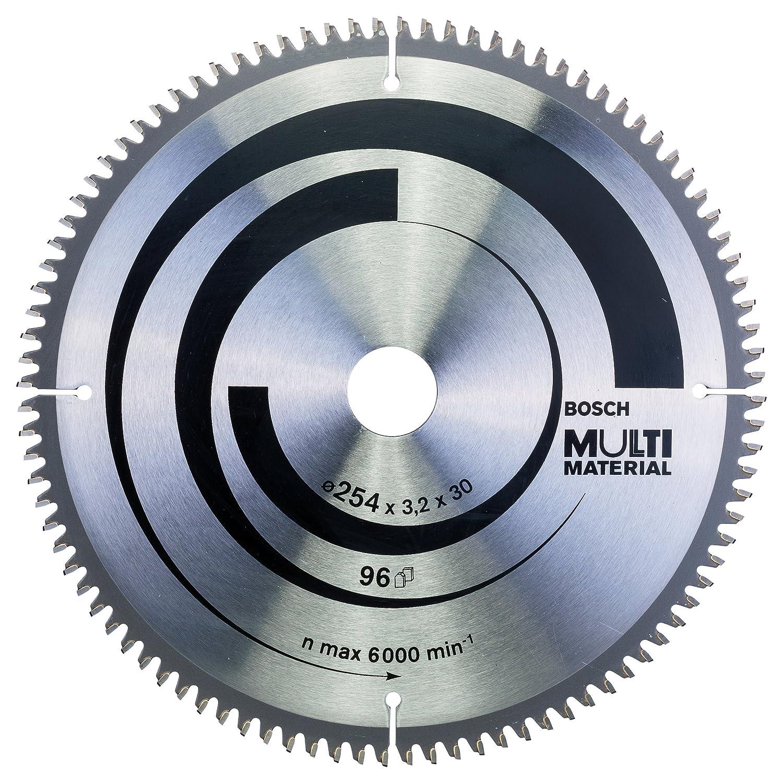 Bosch Professional Kreiss/ägeblatt zum S/ägen in Muti Material f/ür Kapp- und Tischkreiss/ägen /Ø 216 mm Gehrungs