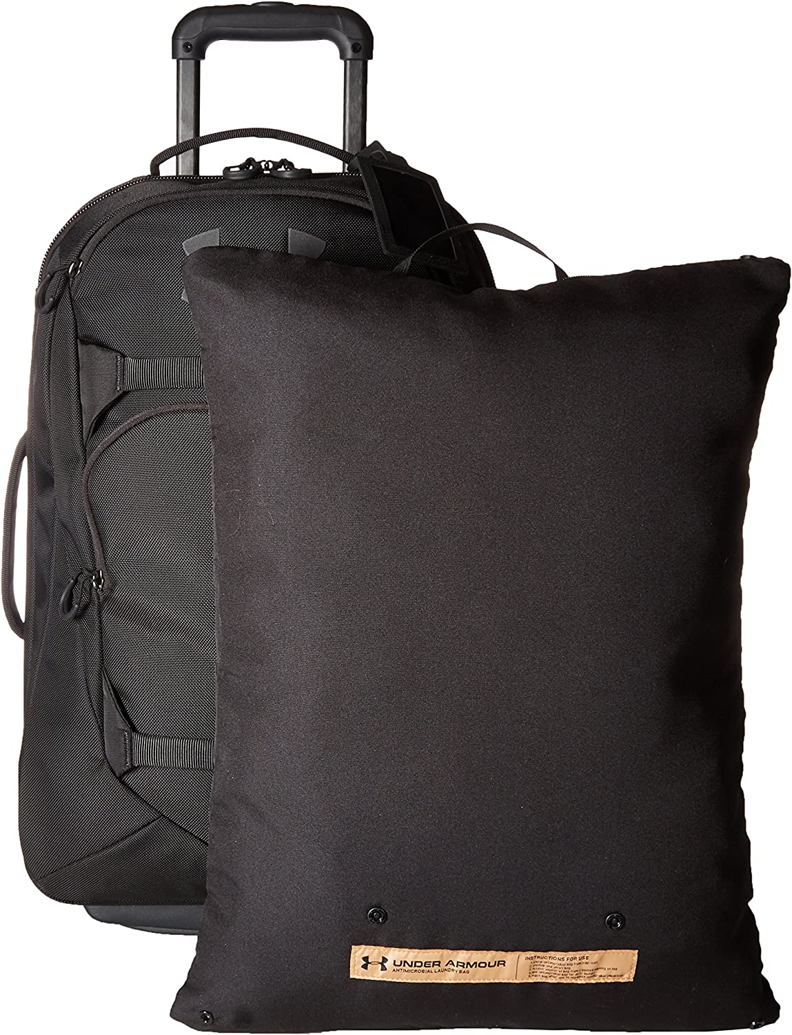 Under Armour Carry-On Rolling Suitcase
