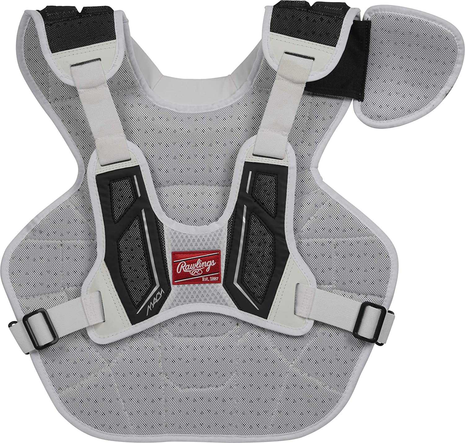 Rawlings Mach Collegiate Level Baseball Catchers Chest Protector