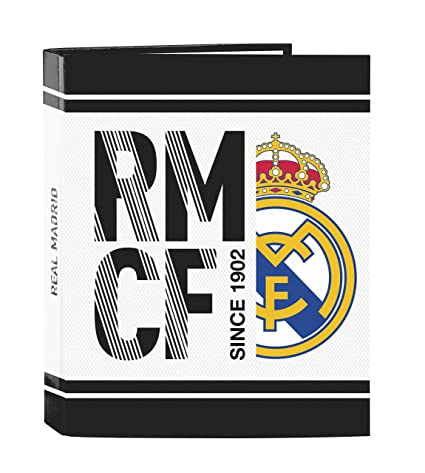Real Madrid 511854657 2018 Estuches 33 cm, Blanco: Amazon.es ...