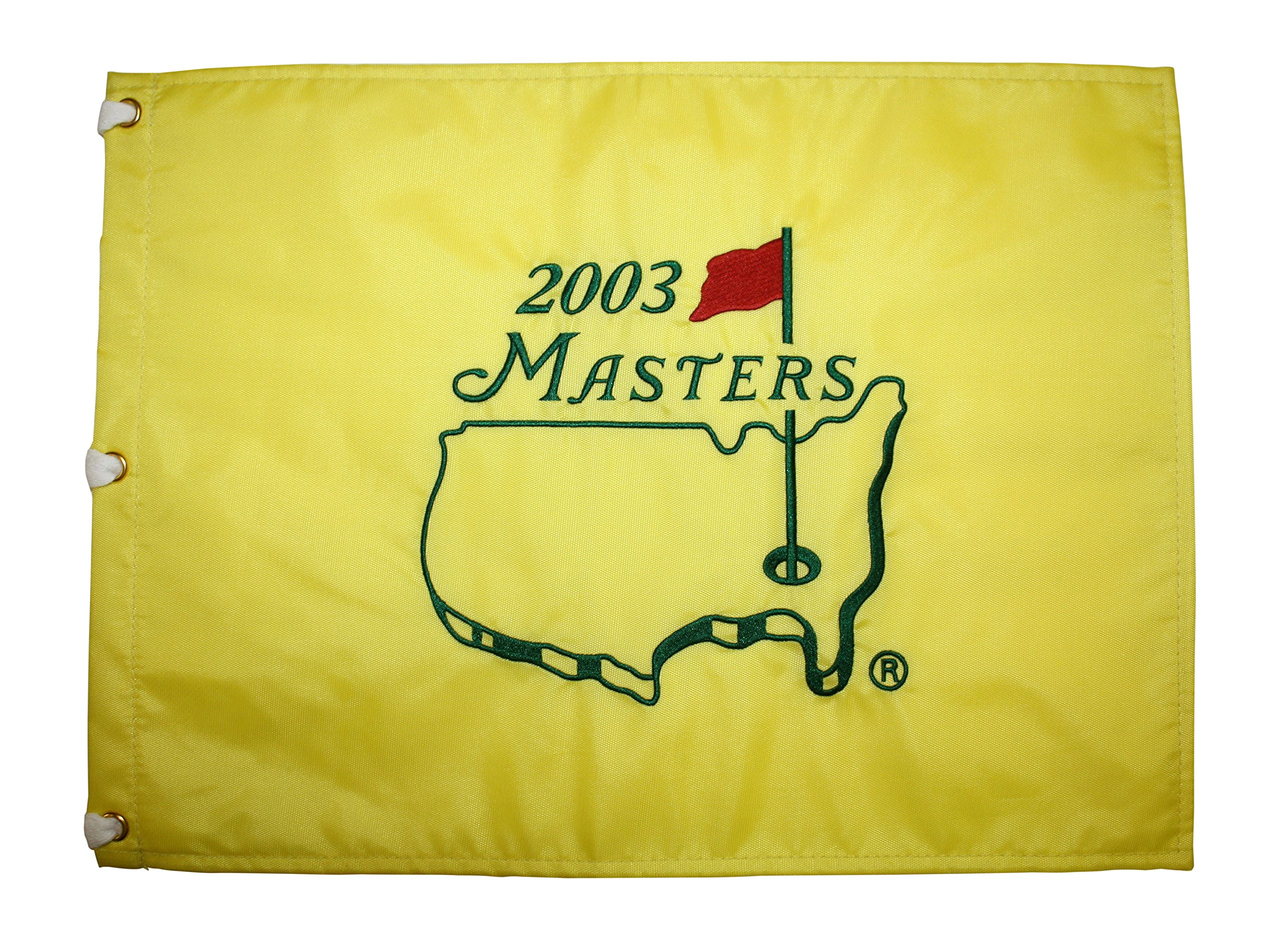 Augusta National 2003 Masters Pin Flag