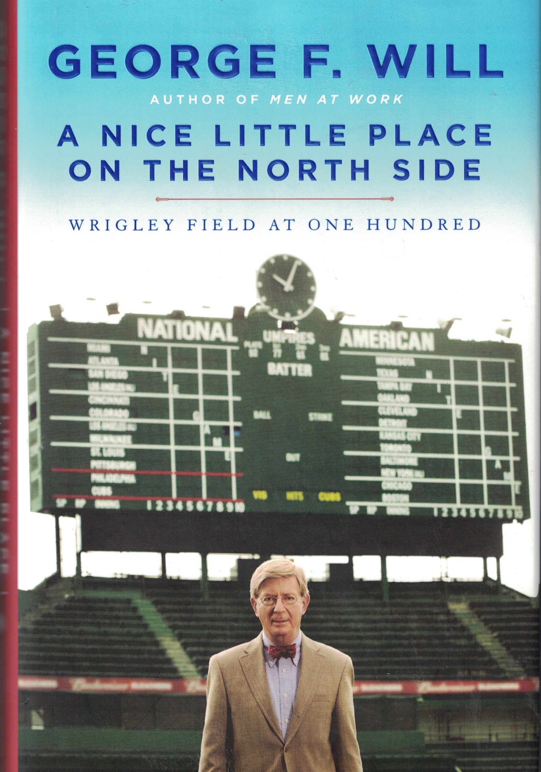 amazon com a nice little place on the north side wrigley field at