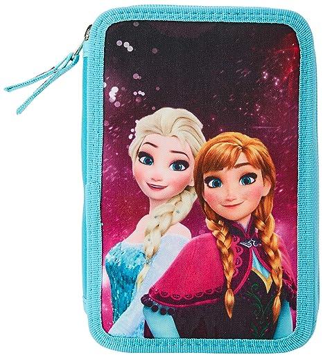 Target 21516 - Estuche Doble para lápices Frozen: Amazon.es ...