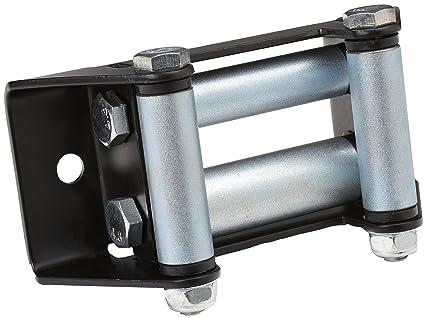 VIPER ATV/UTV Roller Fairlead - Fits Standard Spool Winches - 4 875 x 3 inch