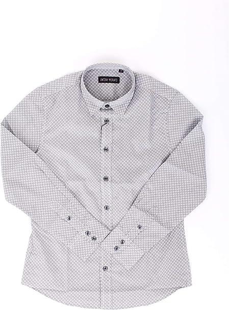 Antony Morato MKSL00189 Camisa niño: Amazon.es: Ropa y accesorios