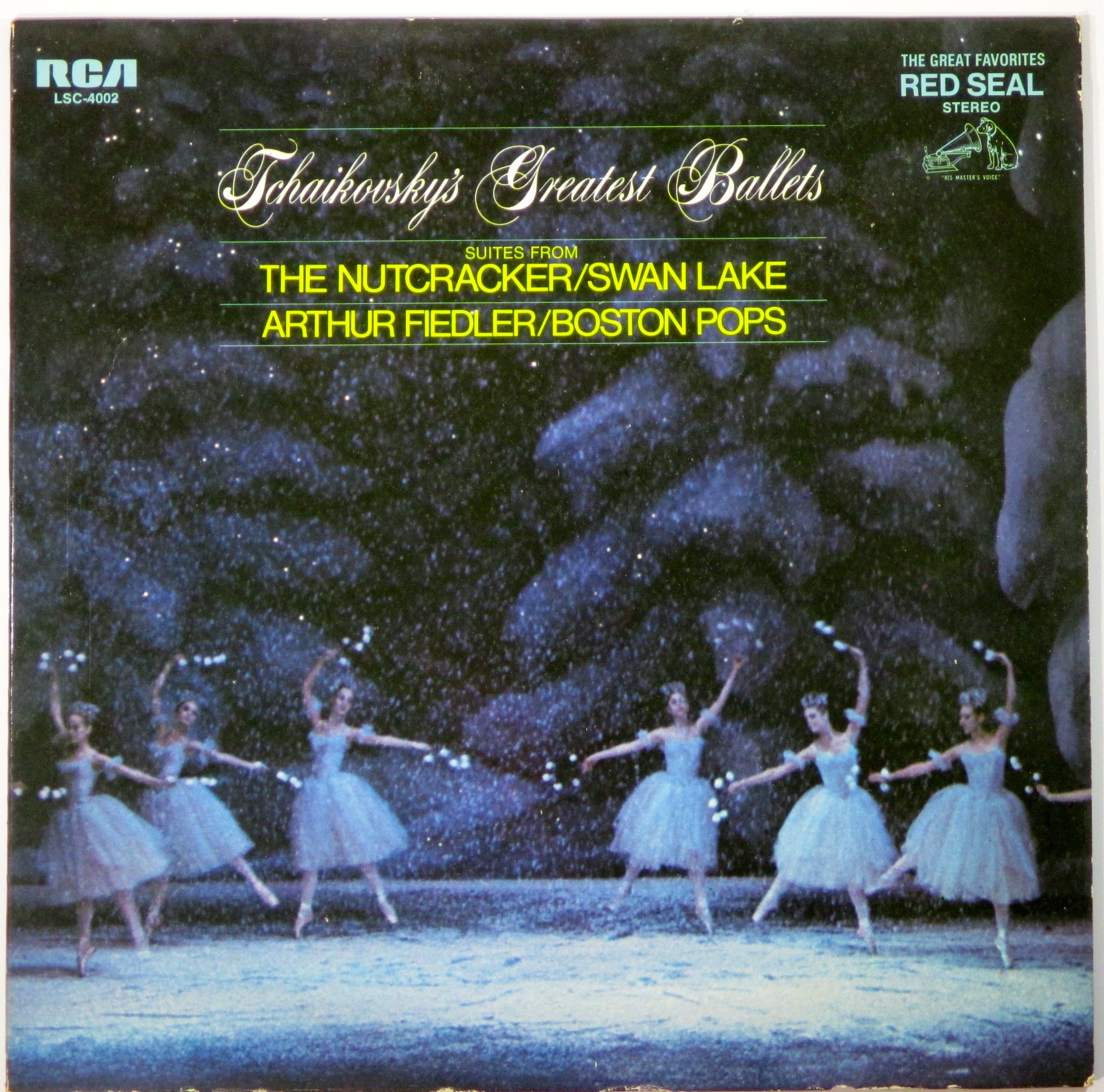 Tschaikovsky's Greatest Ballets: Suites From The Nutcracker / Swan Lake
