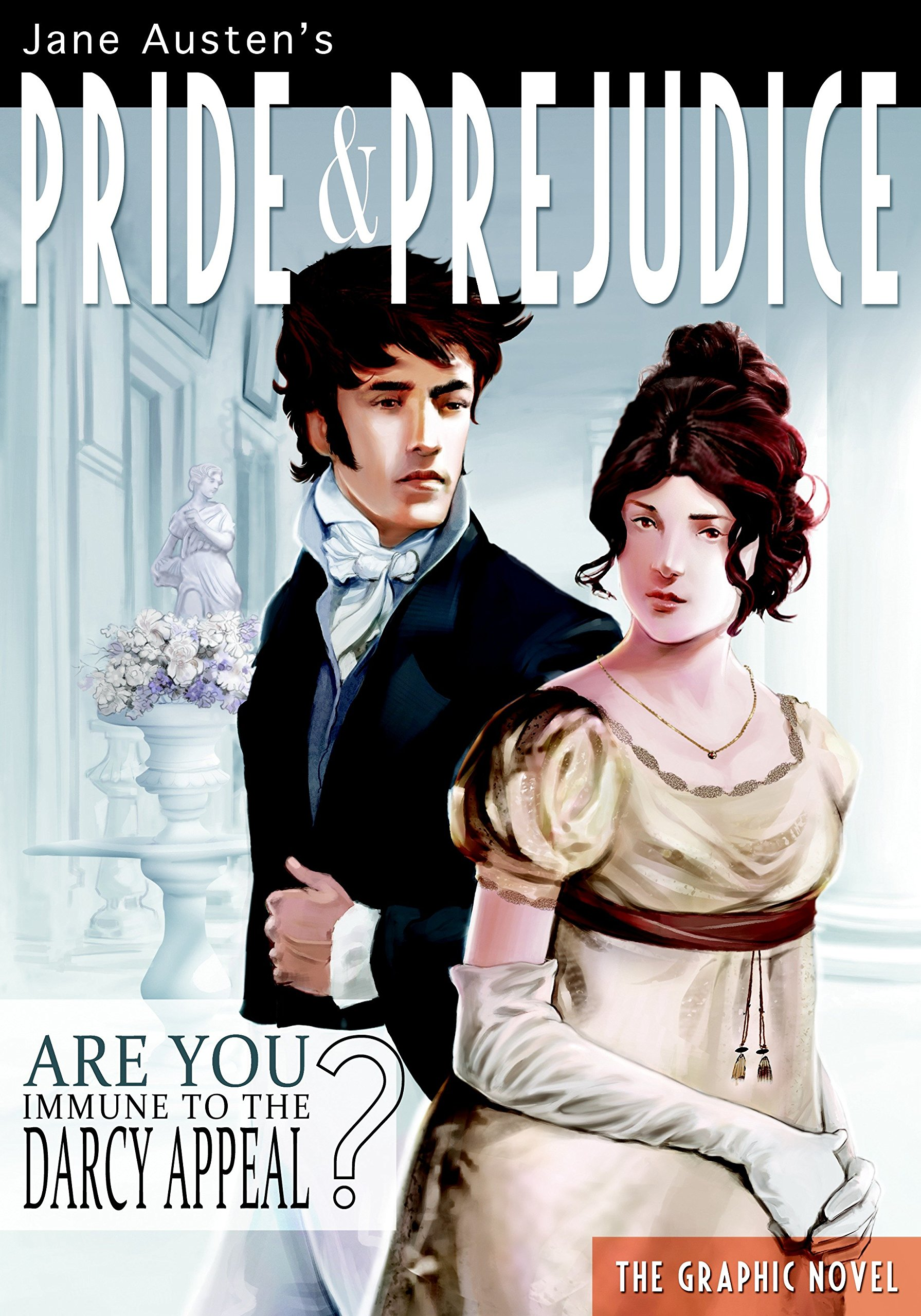 Pride and Prejudice: The Graphic Novel (Campfire Graphic Novels)