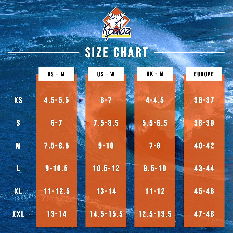 Kpaloa Swim fins Triton Coral Bodysurf Bodyboarding