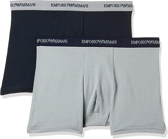 TALLA XL. Emporio Armani Bóxer (Pack de 2) para Hombre