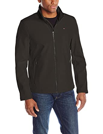 e9cabad6 Tommy Hilfiger Men's Classic Soft Shell Jacket (Regular & Big-Tall ...