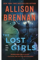 The Lost Girls: A Novel (Lucy Kincaid Novels Book 11) Kindle Edition