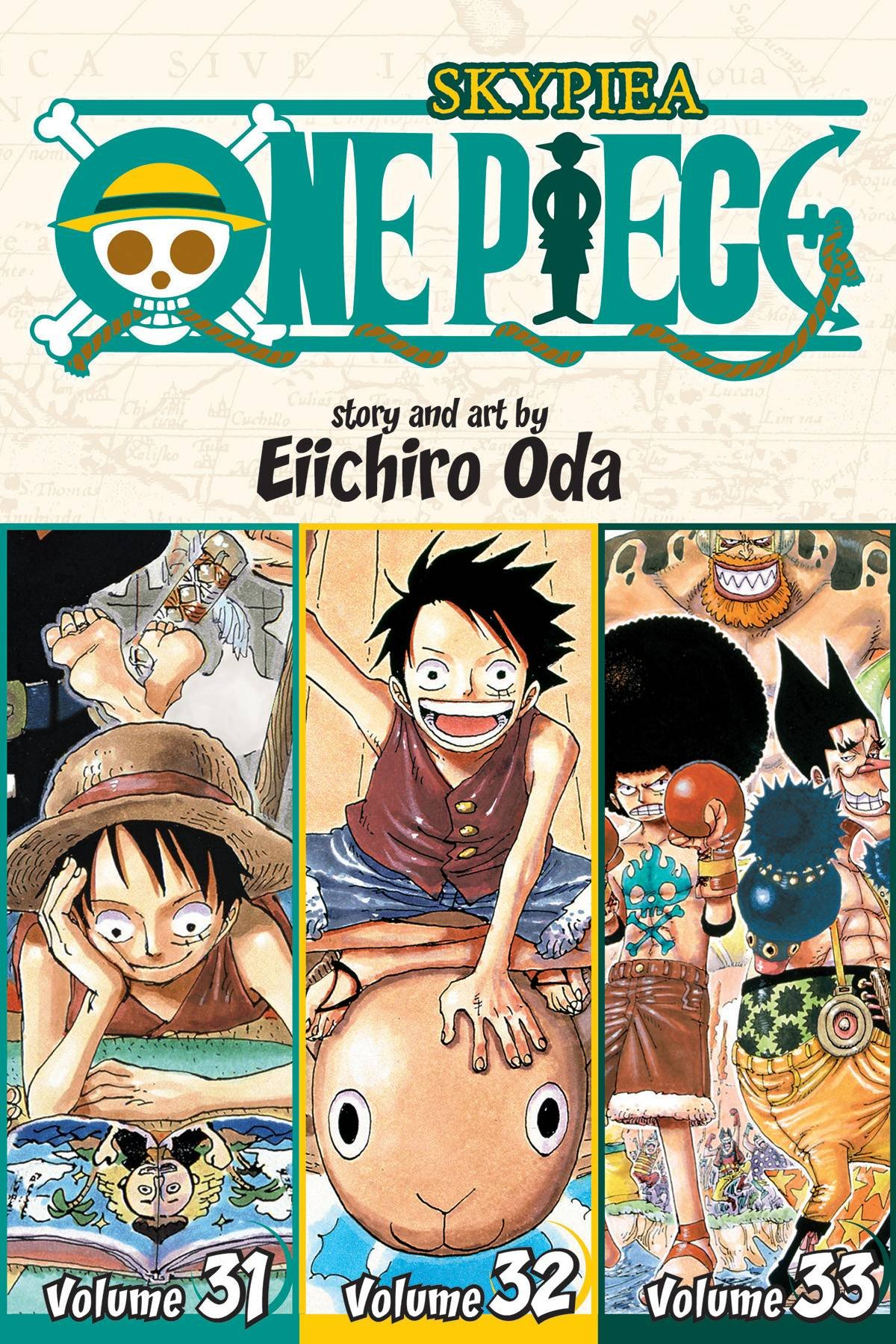 One Piece: Skypeia 31-32-33, Vol. 11 (Omnibus Edition) (One Piece (Omnibus Edition)) ebook