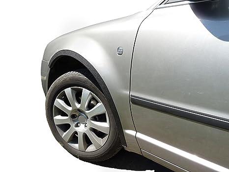 Juego de ruedas Ampliaciones carrocería Faldón de ruedas listones Audi A5 Coupe