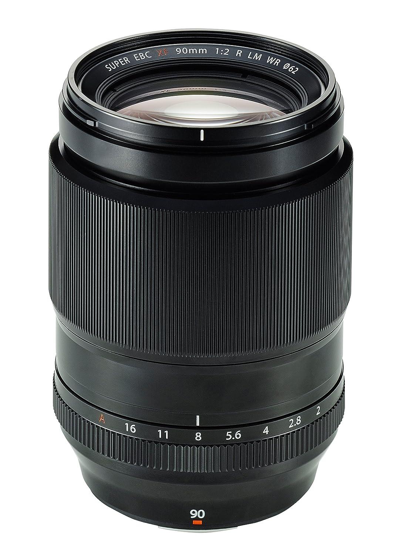 Fujifilm XF mm F R LM WR lente para cámara de fotos
