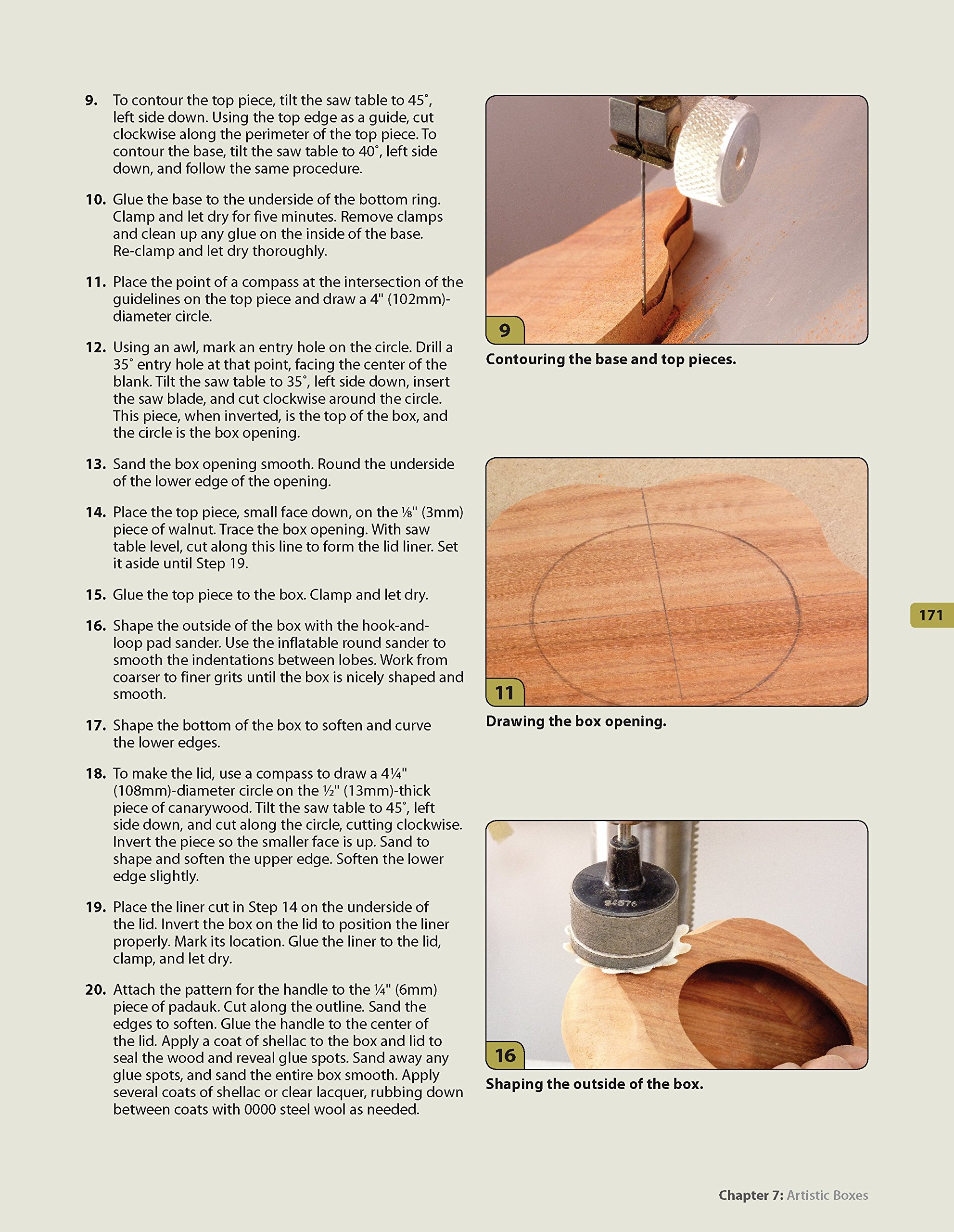 Creative Wooden Boxes from the Scroll Saw: 28 Useful & Surprisingly Easy-to-