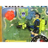 Extreme Ghostbusters : Kylie Action Figure Trendmasters 1997