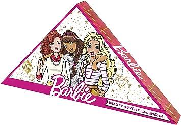 Barbie Calendrier de l'Avent 24 Produits de Maquillage