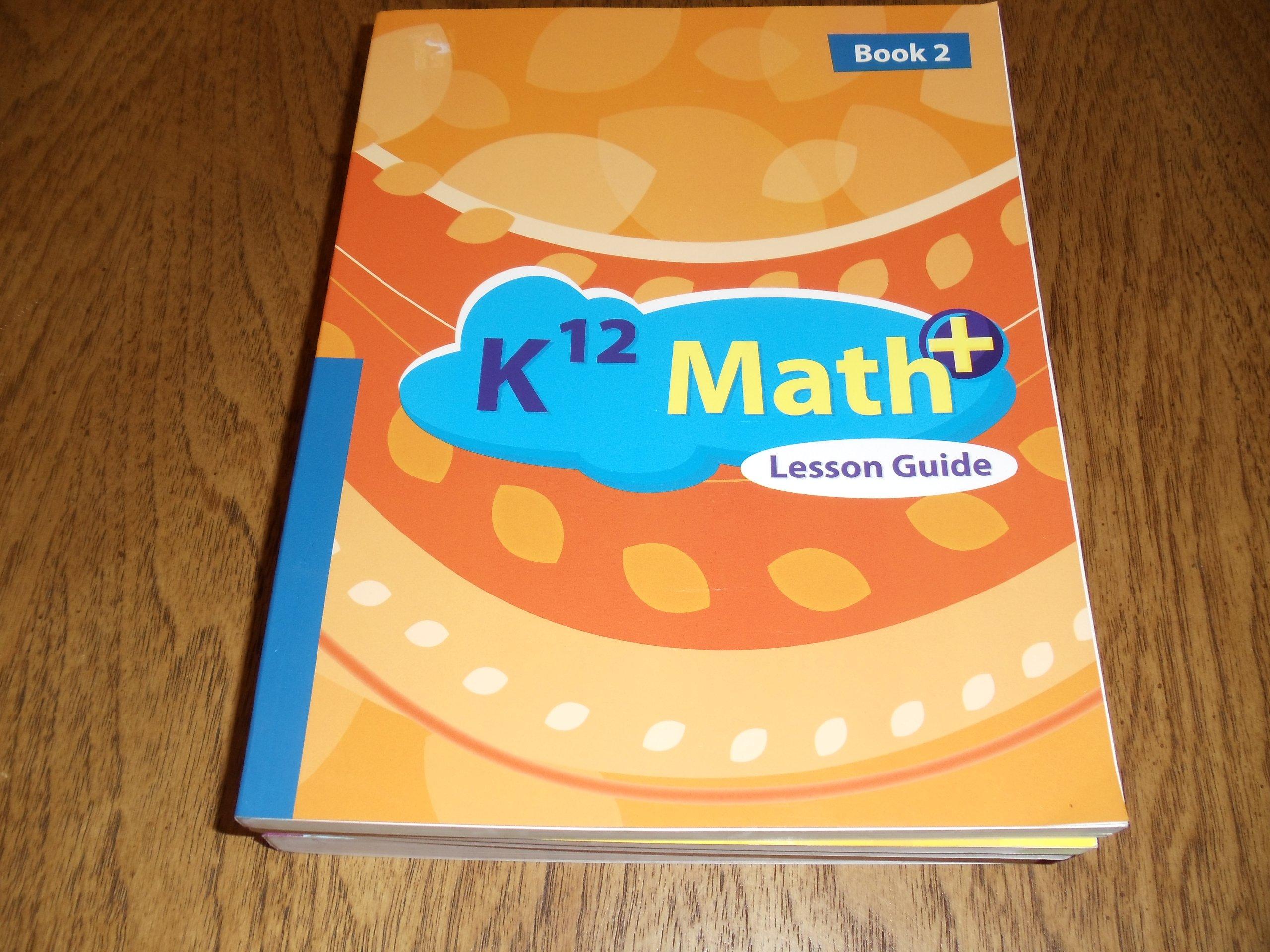 K12 Math, Lesson Guide - Book 2. #10224 (Orange ...