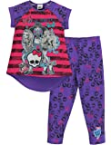 Monster High Girls Monster High Pyjamas Ages 5 to 13 Years