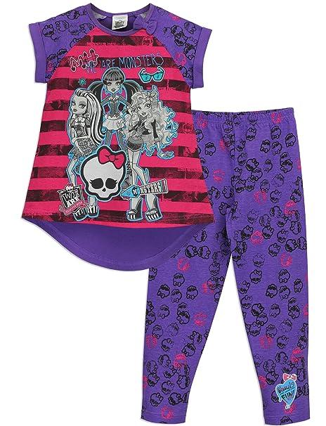 Monster High - Pijama para niñas - 5 - 6 Años
