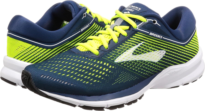 Brooks Launch 5, Zapatillas de Running para Hombre: Amazon.es: Zapatos y complementos
