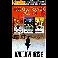 Rebekka Franck: Vol 1-3 book cover