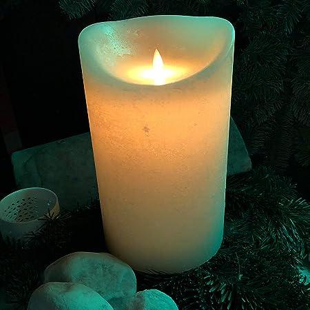 Led Kerzen Moving Flame Xxl Bewegliche Flamme Mit Timer Funktion