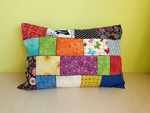 Cojín de patchwork: Amazon.es: Handmade