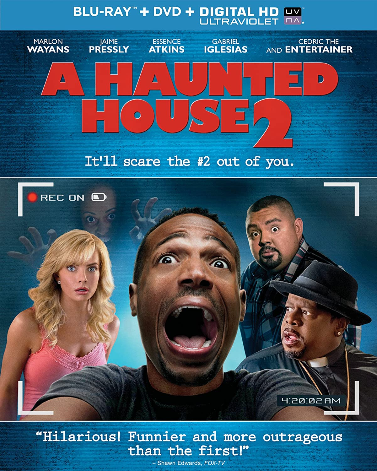 Superb Amazon.com: A Haunted House 2 [Blu Ray]: Marlon Wayans, Jaime Pressly,  Essence Atkins, Gabriel Iglesias, Cedric The Entertainer, Missi Pyle,  Ashley Rickards ...