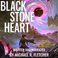 Black Stone Heart: The Obsidian Path, Book 1