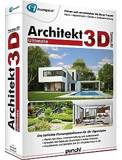 cadvilla professional, Architektur 2D/3D CAD Software / Programm ... | {Küchenplaner software 70}